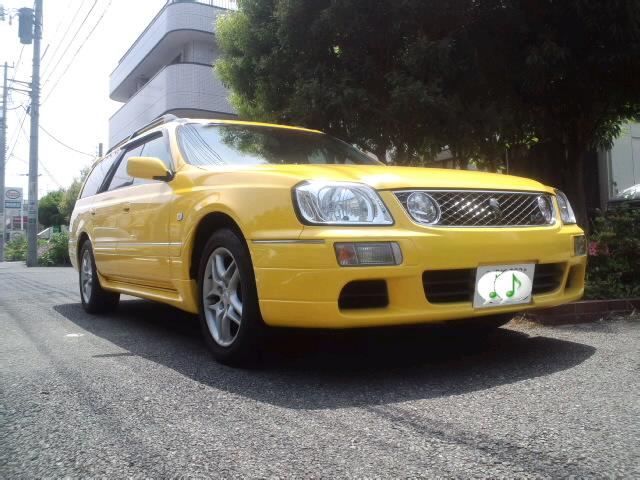 黄色い相棒!